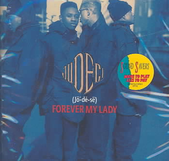 FOREVER MY LADY BY JODECI (CD)