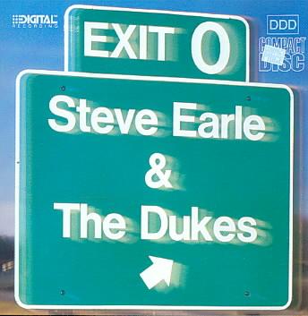 EXIT 0 BY EARLE,STEVE (CD)